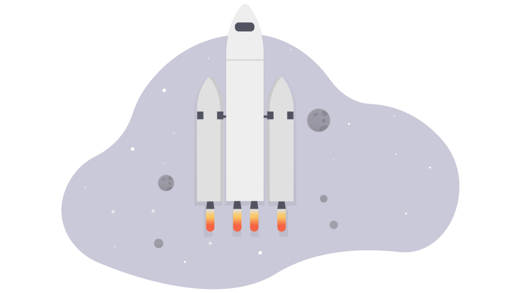 Rocket fast cloud hosting servers